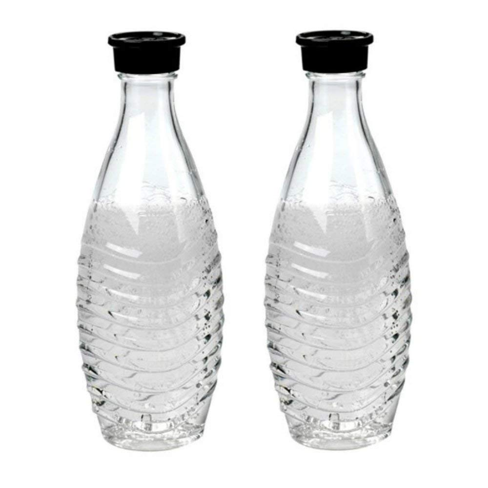 SodaStream Penguin Earth-Friendly Glass Carafe Soda Maker