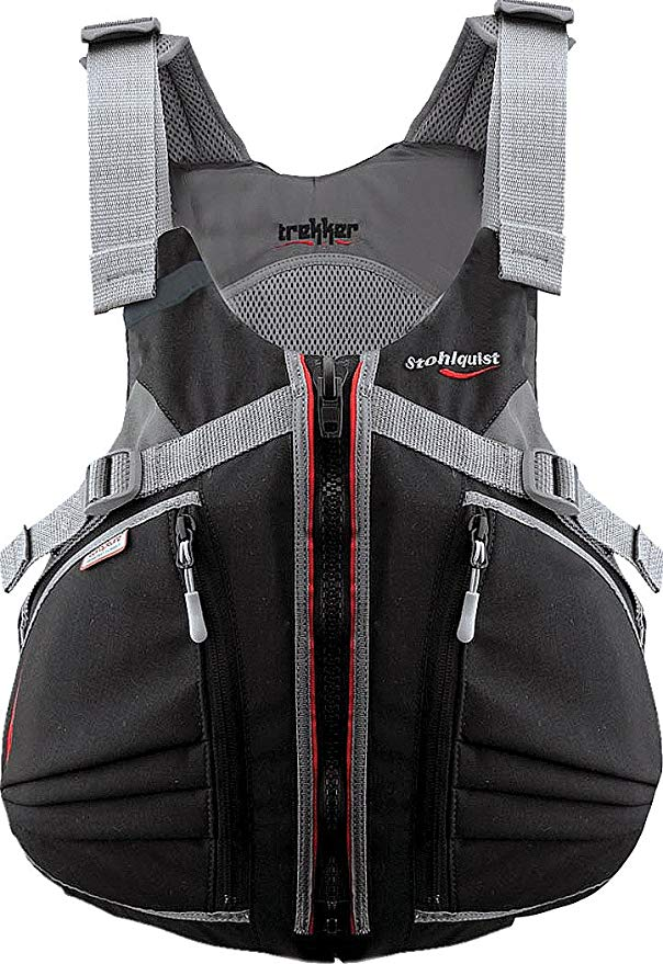 Stohlquist Men's Waterware Life Jacket