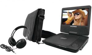 Sylvania SDVD7060 Combo DVD Player
