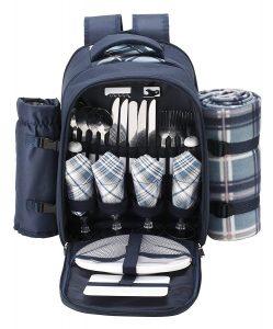 VonShef Backpack Cooler
