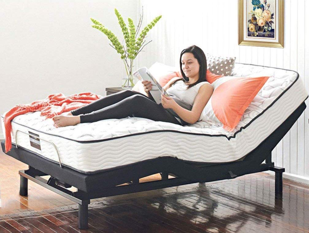 Best Massage Zero Gravity Adjustable Bed