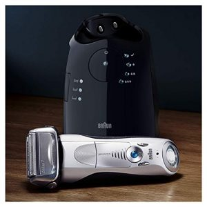 Braun Electric Shaver, Series 7 790cc Electric Foil Shaver