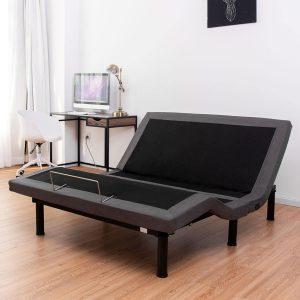 Giantex Adjustable Massage Bed Base