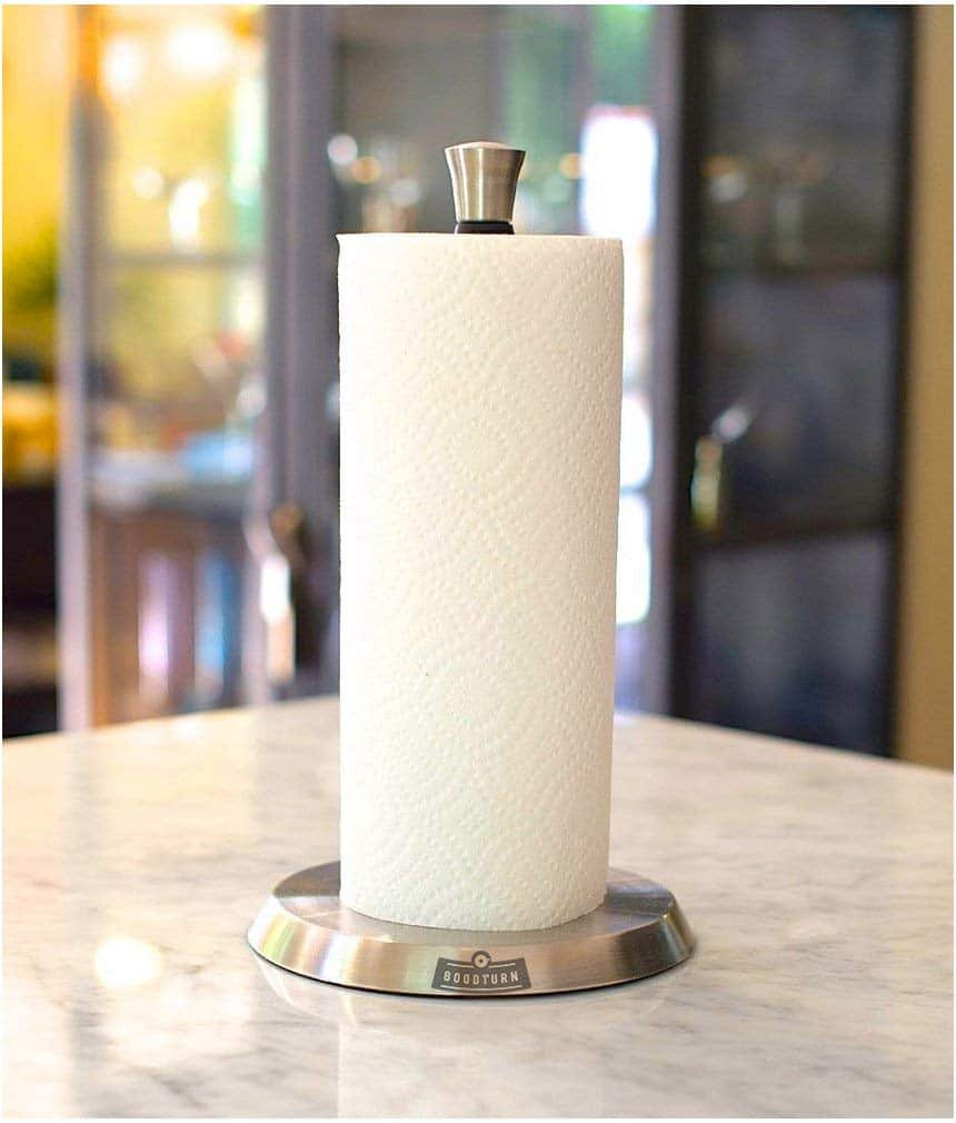 GoodTurn Vertical Paper Towel Holder