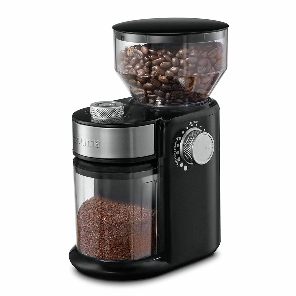Gourmia GCG168 Electric Blur Coffee Grinder