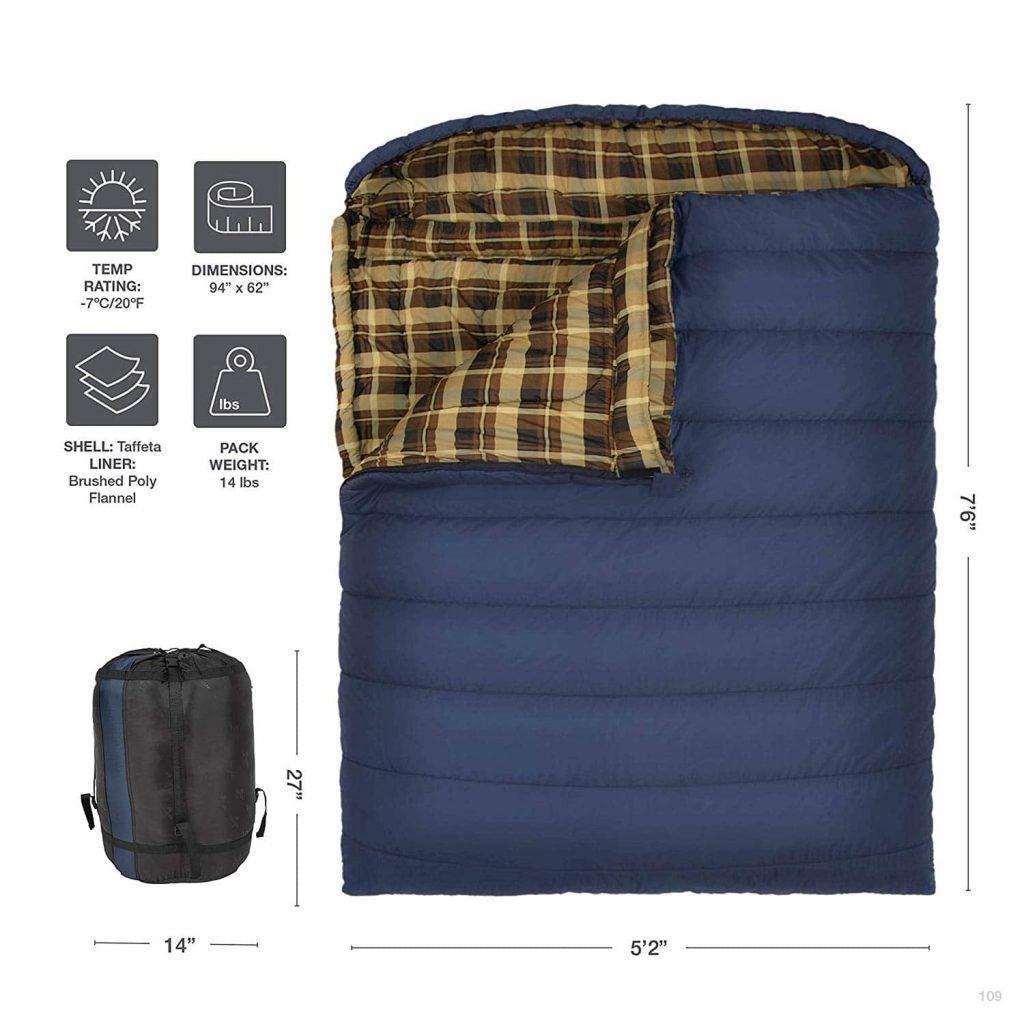 Teton Sports Mammoth Sleeping Bag
