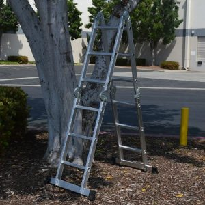 ARKSEN Aluminum Ladder-Multi- task Lightweight