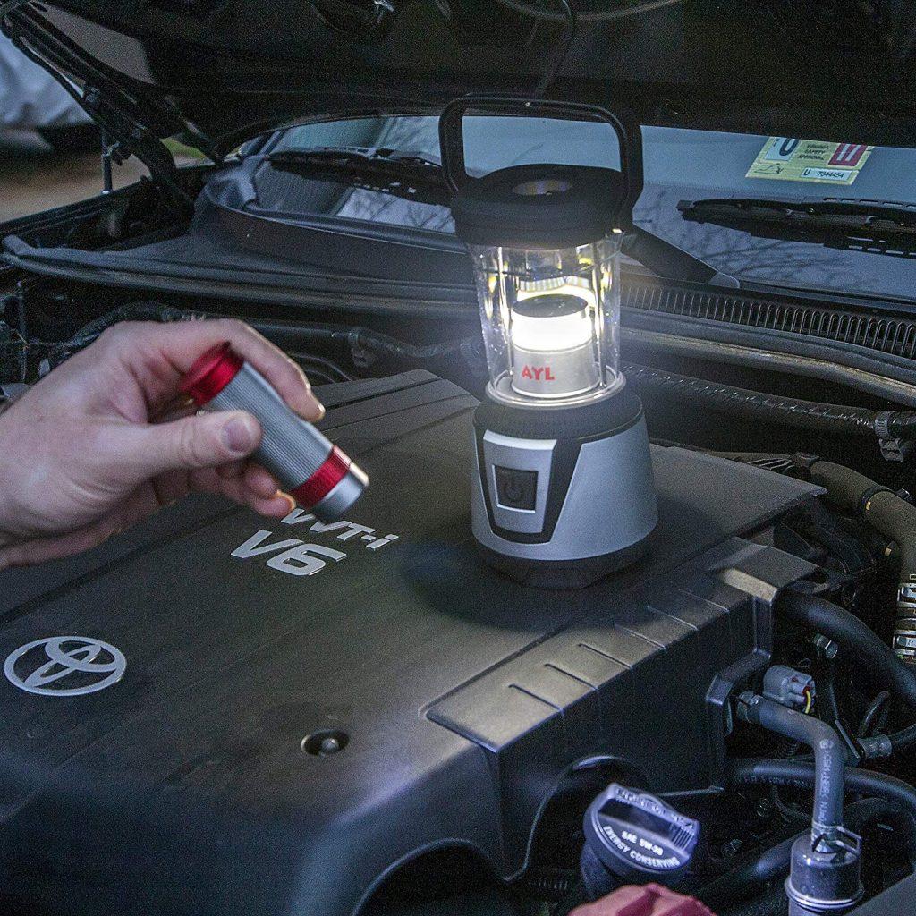 AYL-DL790 Water Resistant 360 Degree LED