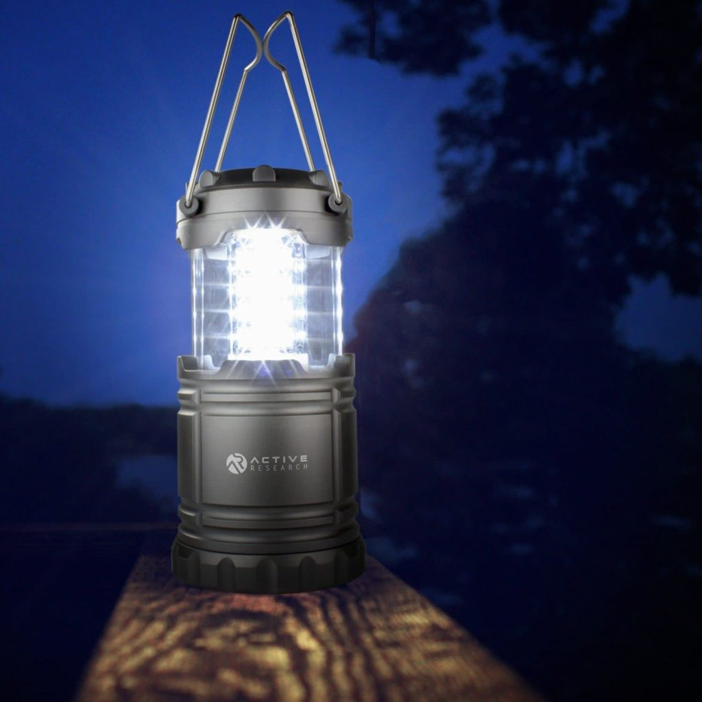 Active Research Water Resistant LED Lantern Portable