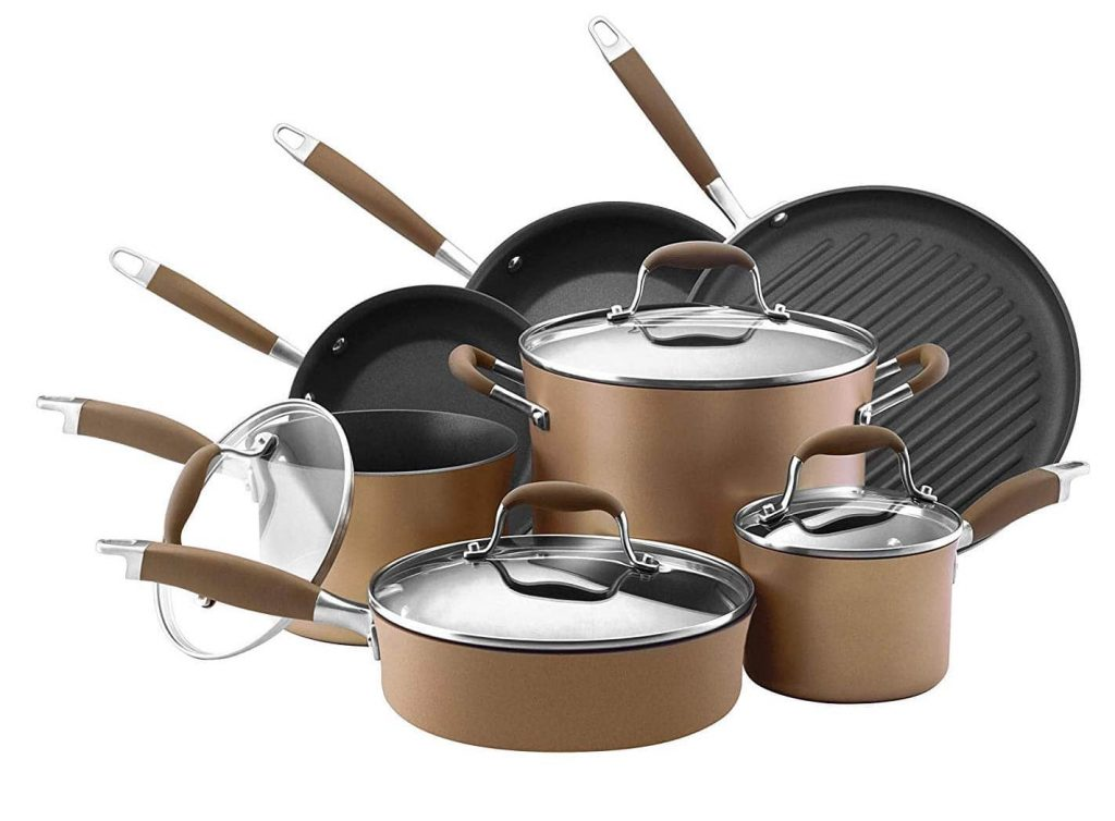 Anolon Advanced Anodized Nonstick-11-Piece