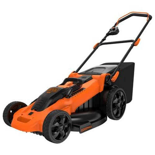 BLACK+DECKER CM2040 20 inches 40V Cordless Mower