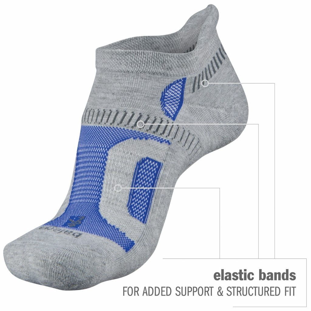 Balega Hidden Contour-Socks Medium