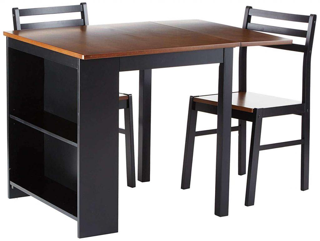 Coaster Home Furnishings-130015 3-Piece Dining Set