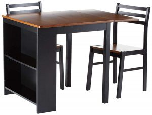 Coaster Home Furnishings-130015 3-Piece Dining Set