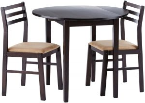 Coaster Home Furnishings 3-Piece Dining Set