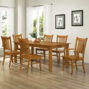 Coaster Home Furnishings Dining Table & Chairs Set