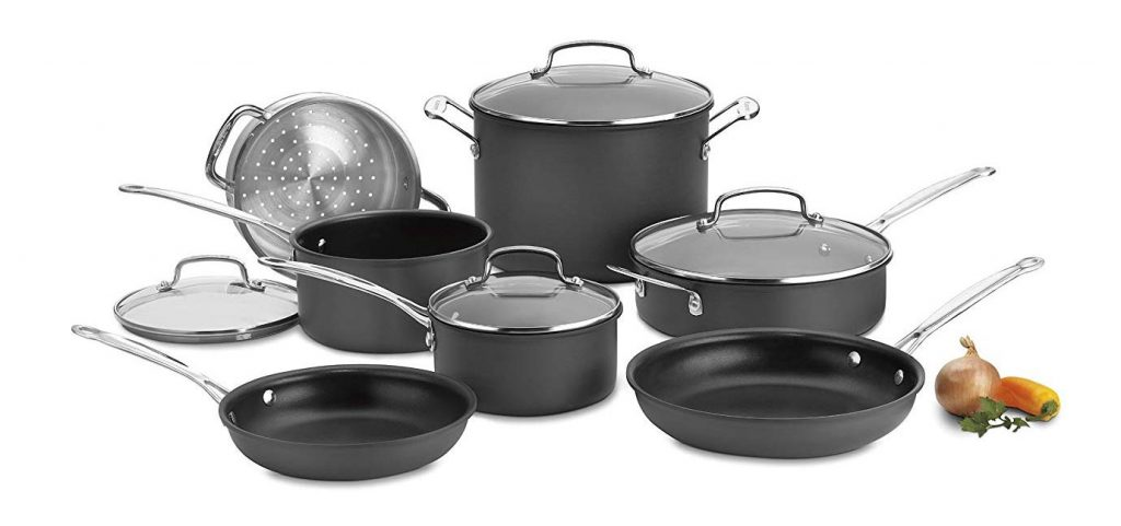 Cuisinart-66-11-Nonstick Hard Anodized-11-Piece