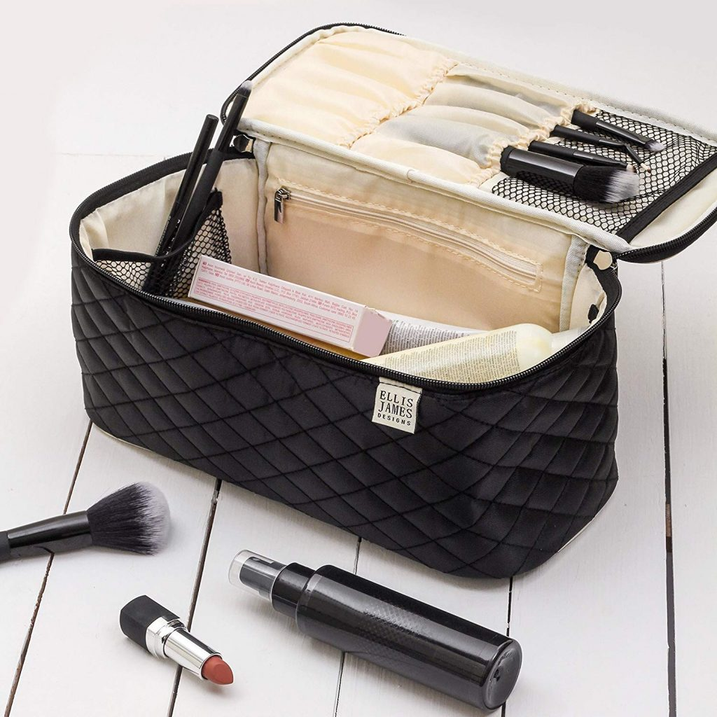 Ellis James Designs Makeup Bag