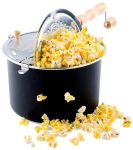 Franklin's Original Popcorn Machine Popper