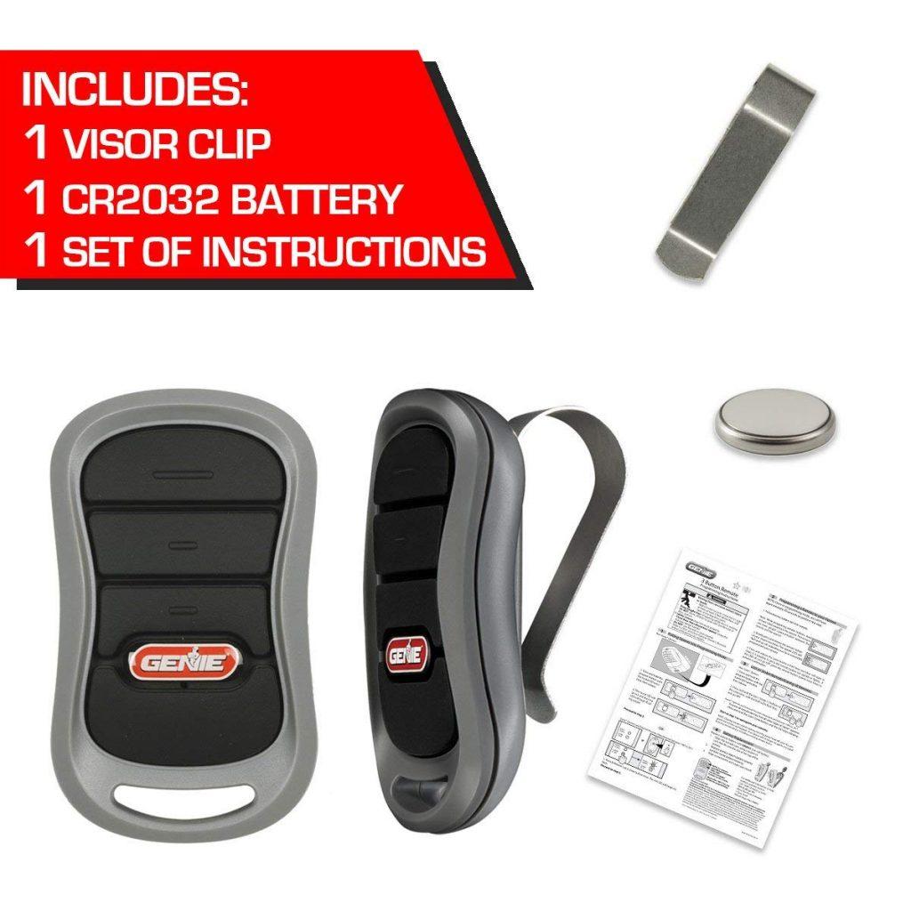 Genie G3T-R-3 Button Intellicode Technology