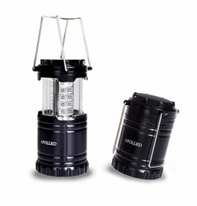 LED-Lantern, APOLLED-4 Pack-Portable Outdoor