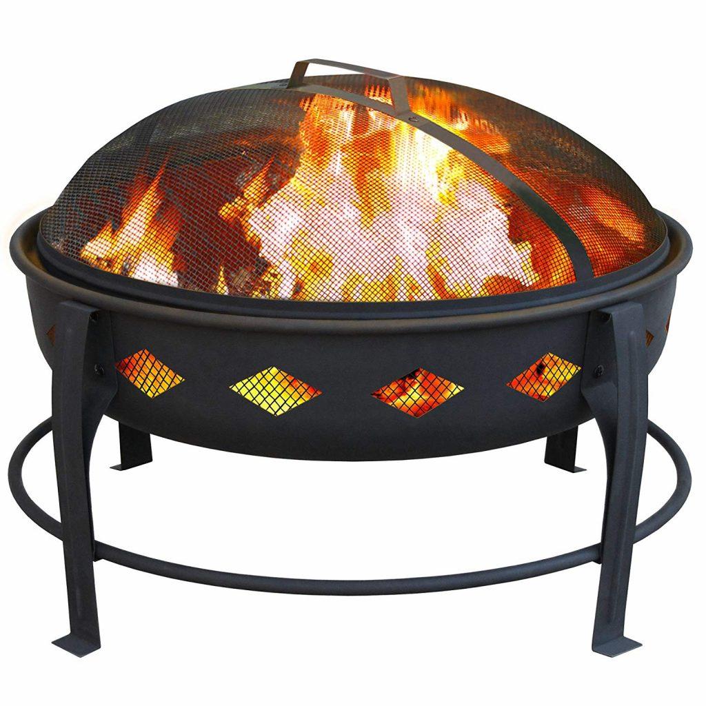 Landmann USA-Bromley Fire Black