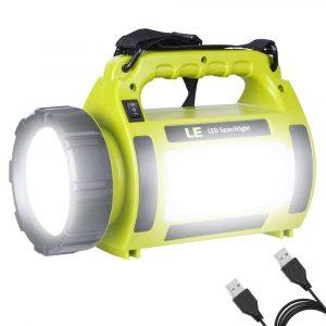 Lantern Flashlights, BYBLIGHT-2 in-1 Camping Lantern