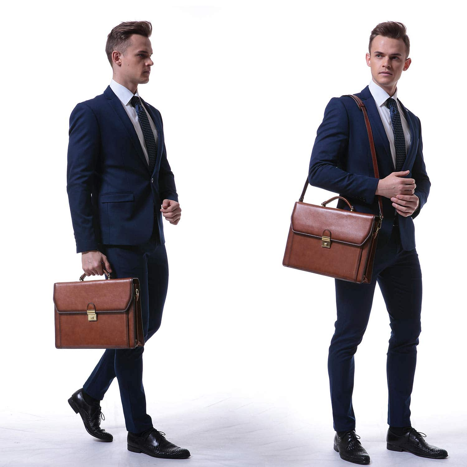 Top 10 Best Leather Briefcases in 2020 Reviews | Buyer's Guide