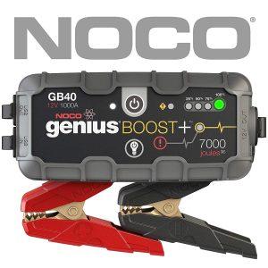 NOCO GB40 UltraSafe Lithium Starter