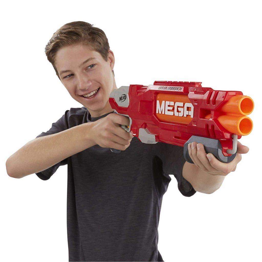 Nerf Elite DoubleBreach Blaster