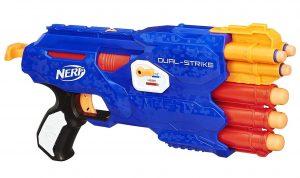 Nerf Elite DualStrike Blaster