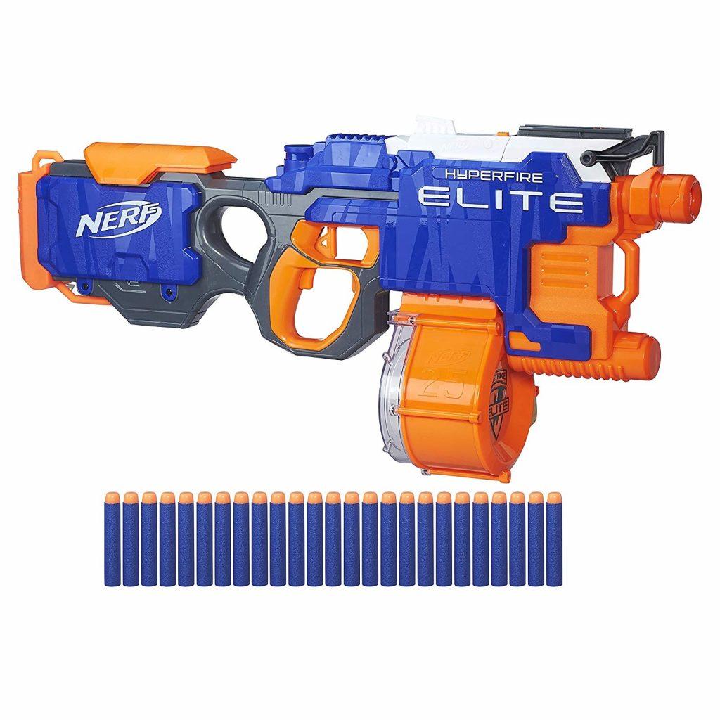 Nerf HyperFire Blaster