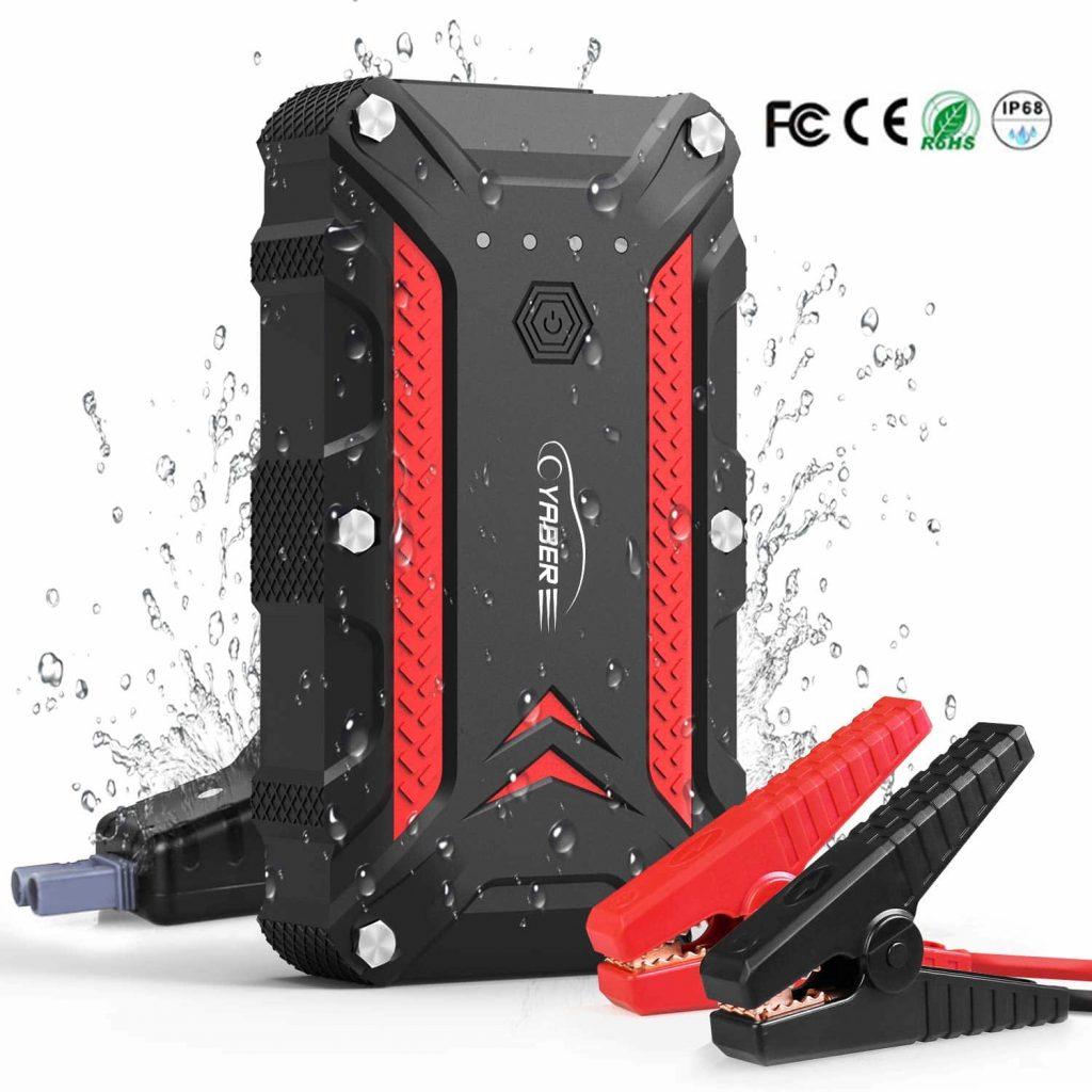 Portable Waterproof Battery Charging Flashlight