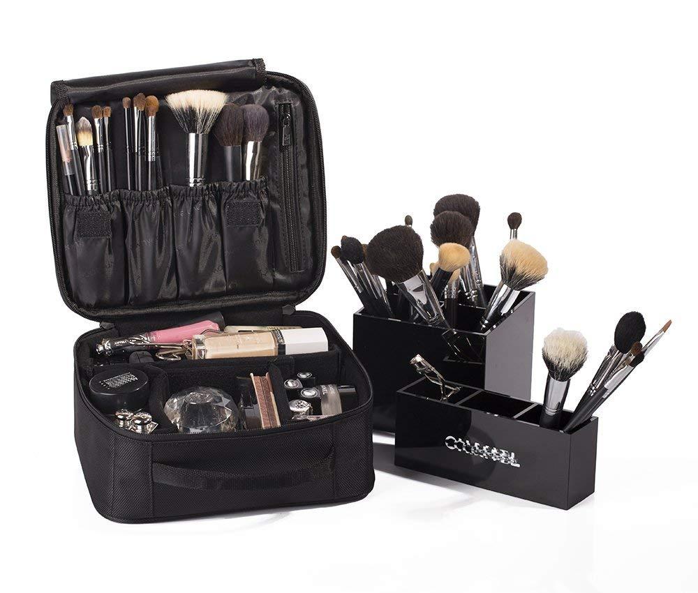 ROWNYEON Portable Makeup Bag