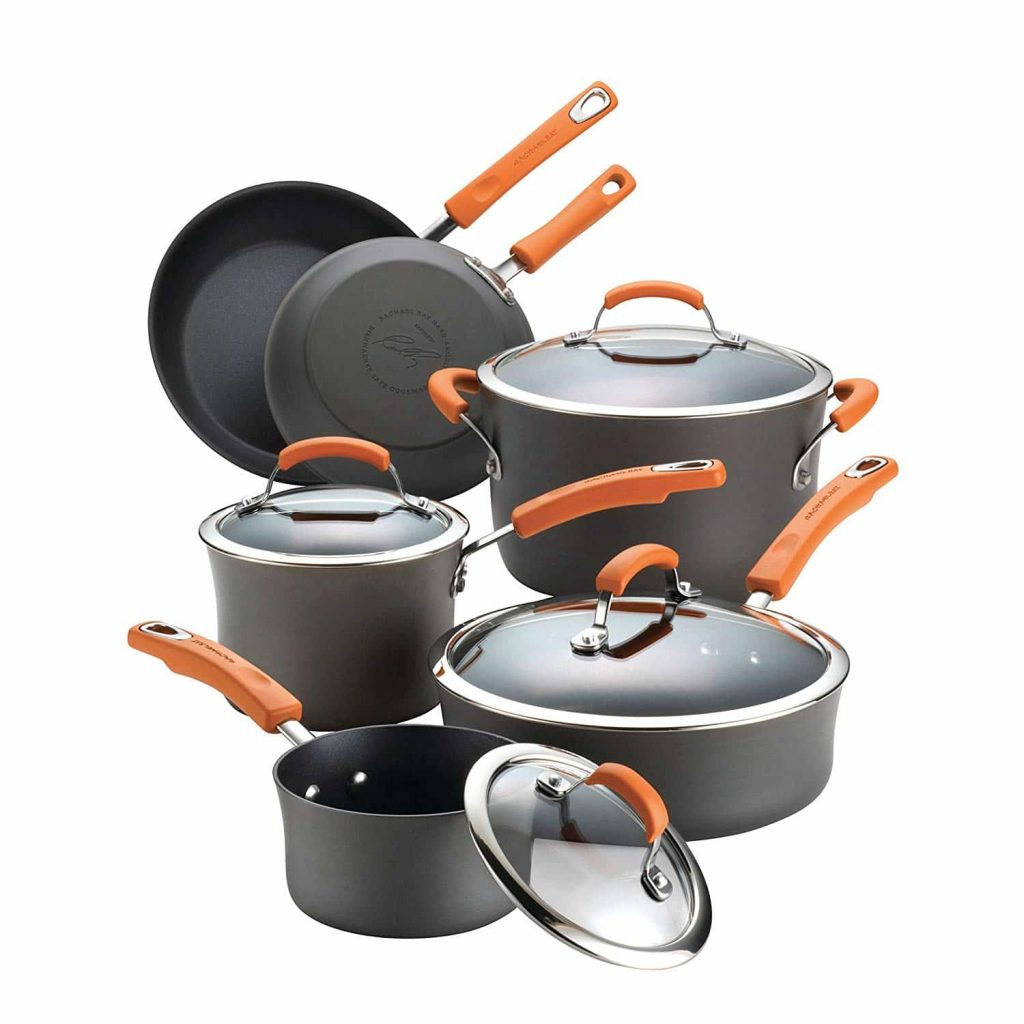 Rachael Ray Anodized Nonstick Dishwasher