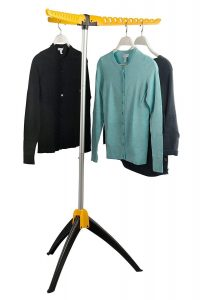 Saganizer Foldable Drying Clothes Rack