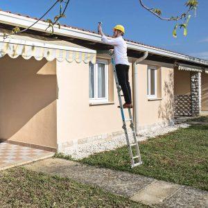Scaffold Heavy Duty Multi-Purpose-Folding-Ladder