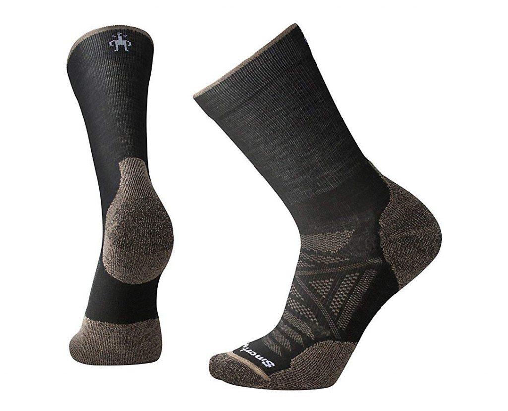 Smartwool Men's-PhD-Outdoor Light-Crew Socks