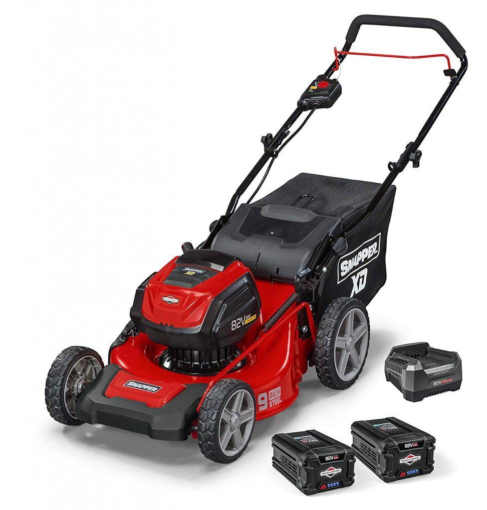 Snapper XD SXD19PWM82K 19 inches 82V Electric Cordless