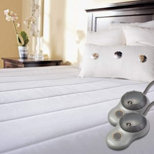 Sunbeam Quilted Mattress EasySet Controllers
