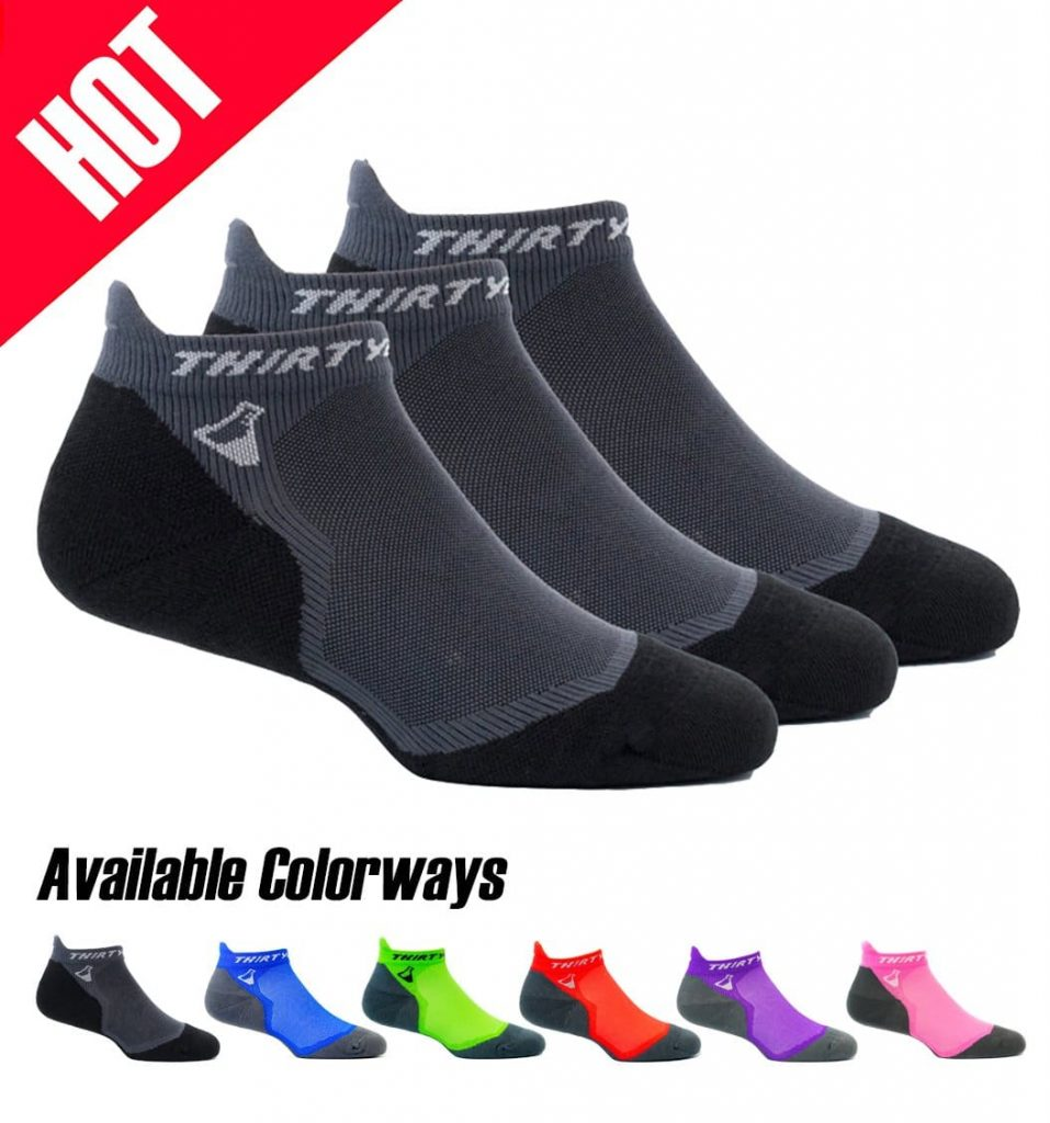 Thirty-48-Running-Socks for Men & Women