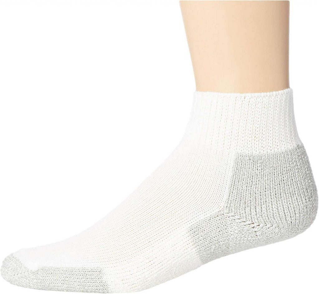 Thorlo Mens Running Mini Crew-Sock