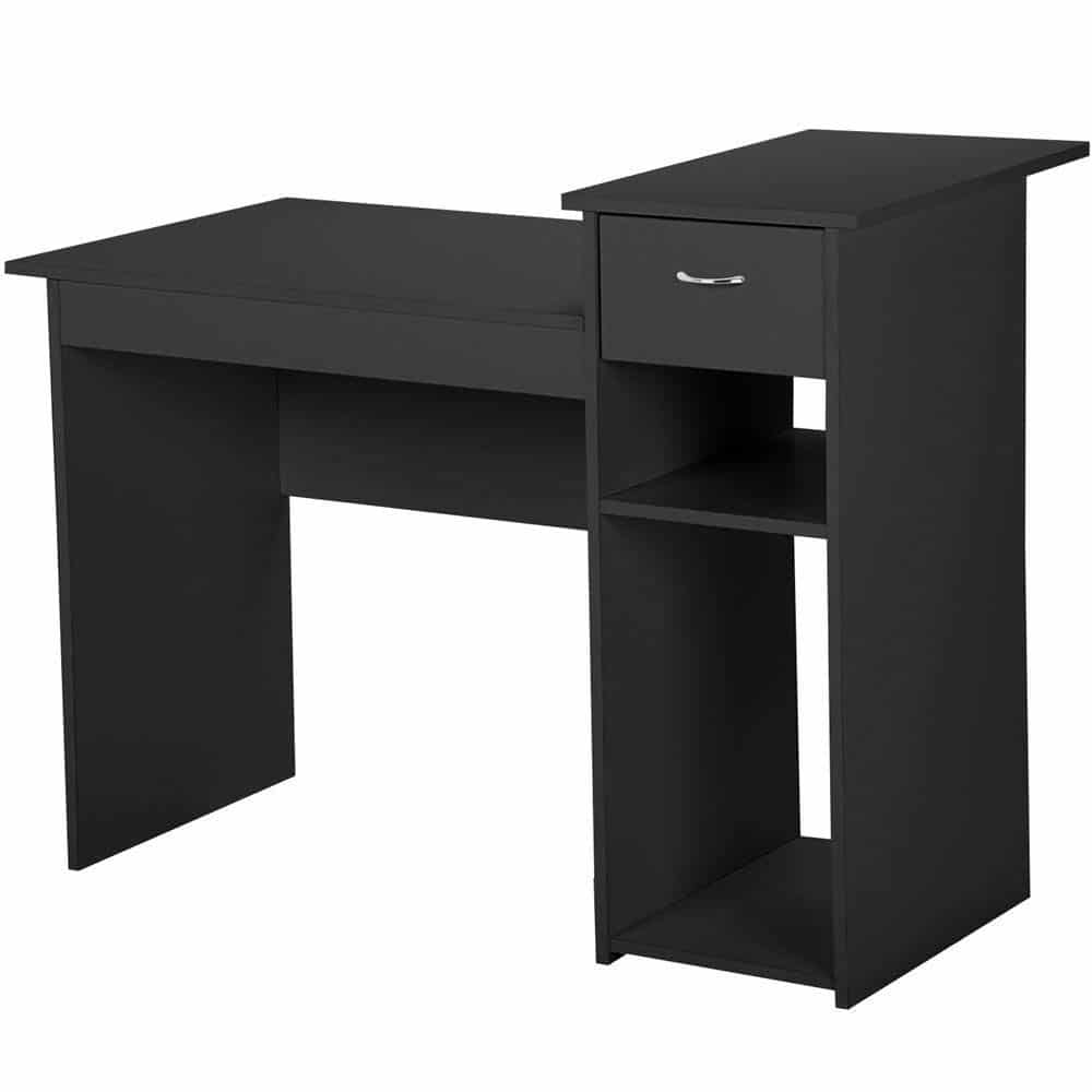 Topeakmart Compact Computer Office Desk