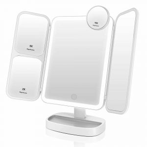 Vanity Make-Up Mirror from Easehold