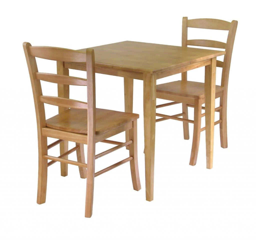 Winsome Wood-3-Piece Wood Dining Set