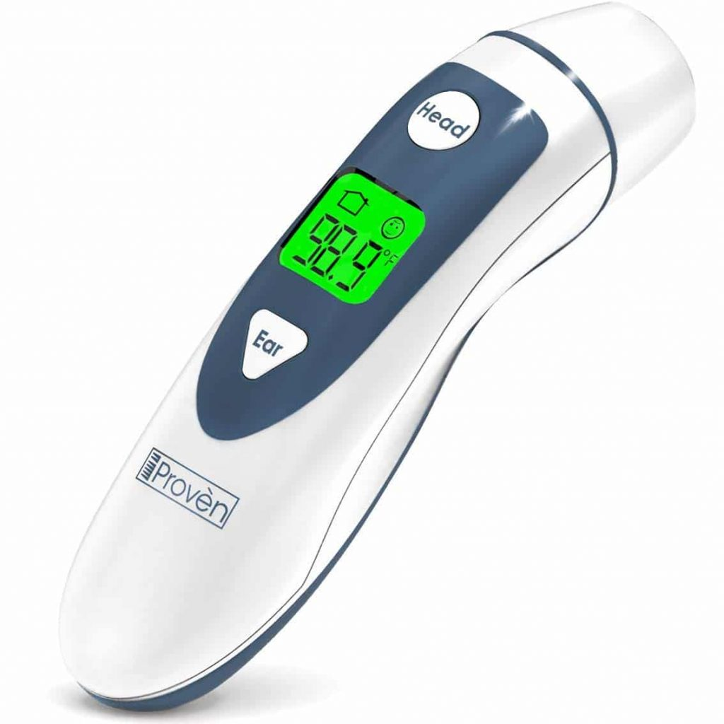iProvèn Ear Thermometer FDA Approved