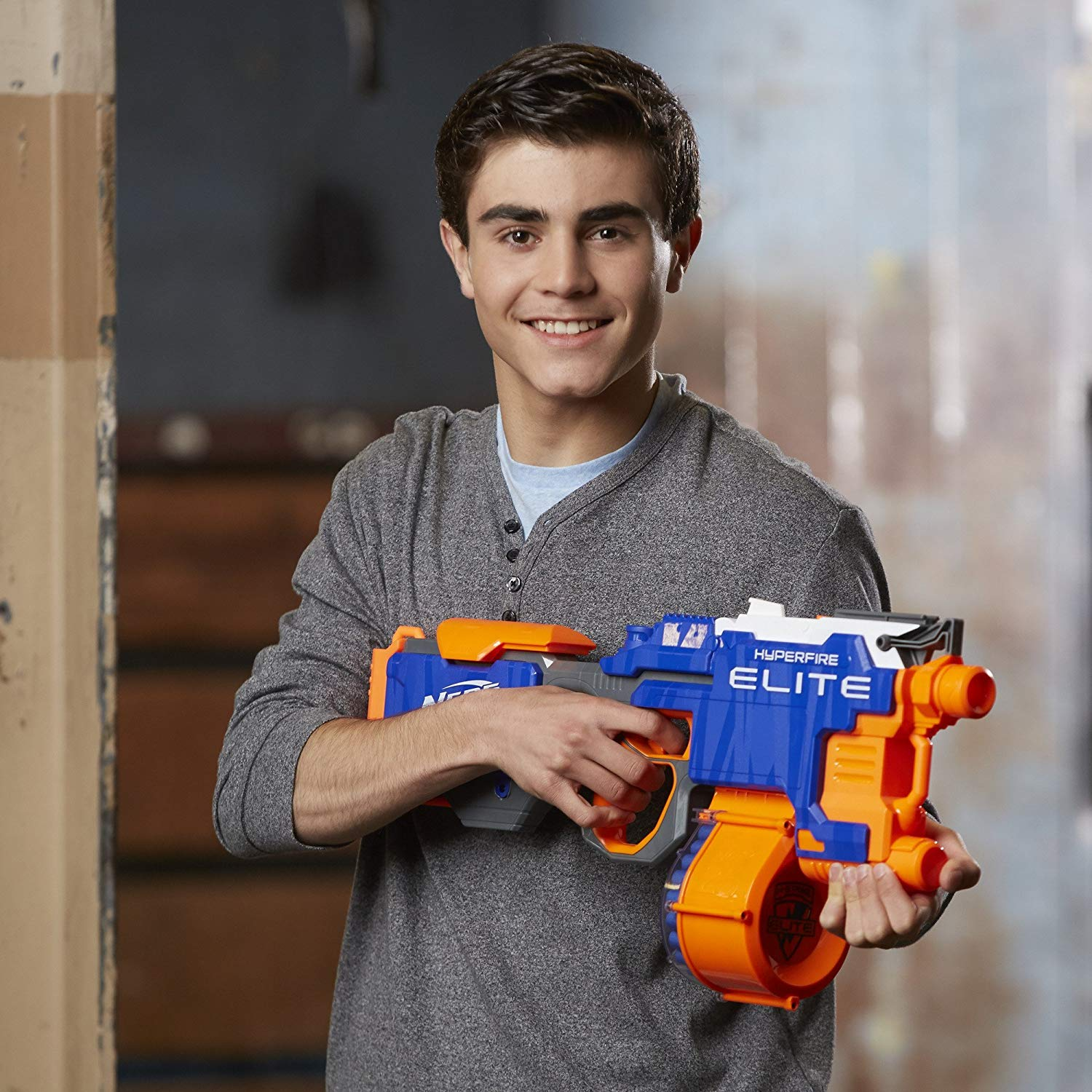 Best Nerf Guns in 2020 Reviews | Buyer's Guide