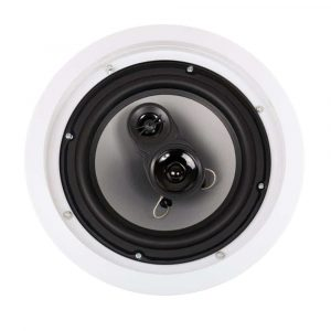 Acoustic Audio CS-IC83 New CS-IC83-5S in Ceiling Speaker Set