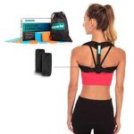 Adjustable Clavicle Brace to Comfortably Improve Bad Posture for Men and Women