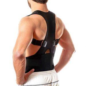 Back Brace Posture Corrector L